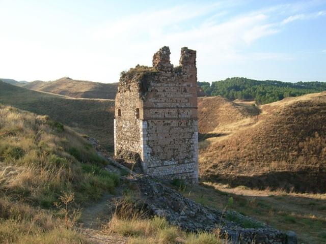 castillo alcala la vieja