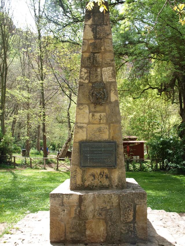 historia creacion monasterio piedra
