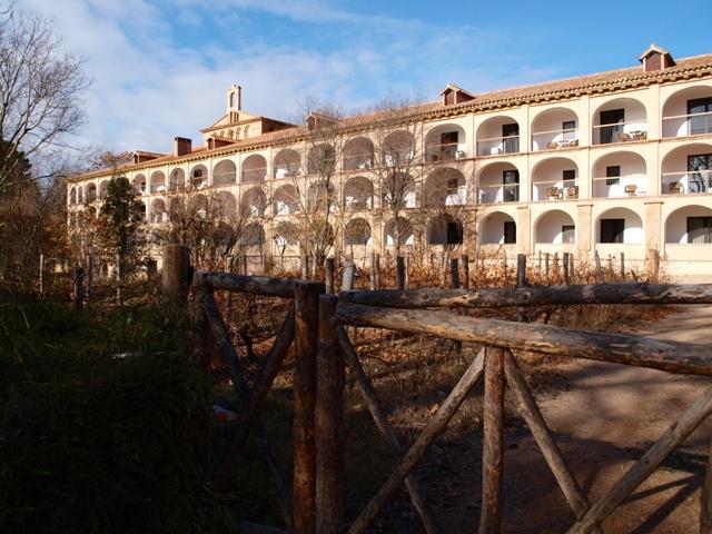 hotel monasterio piedra
