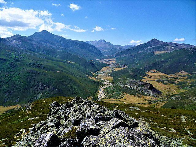 montaña palentina
