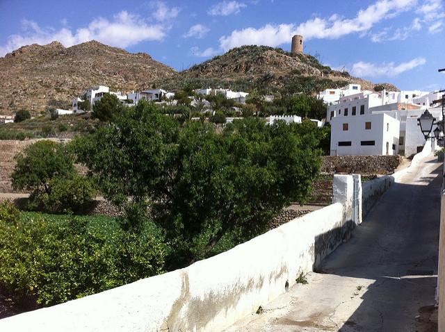 nijar almeria pueblos españa