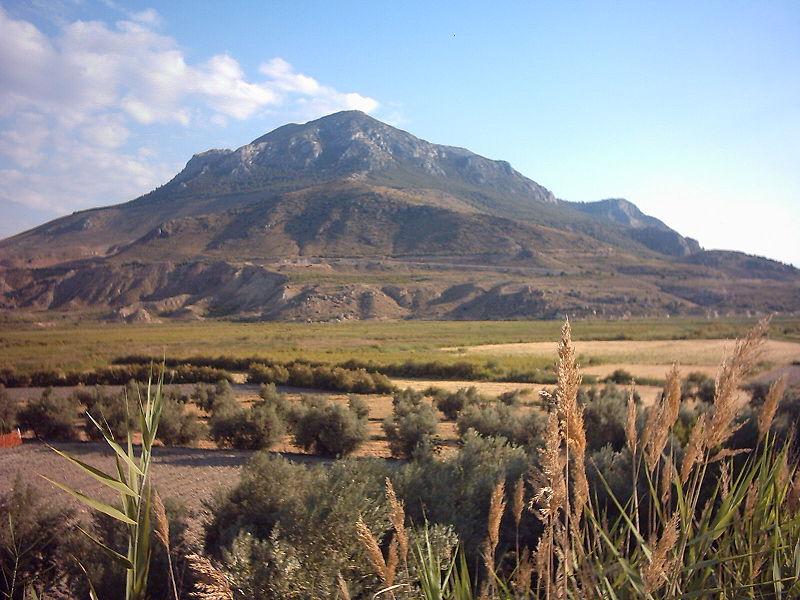 parque natural sierra baza