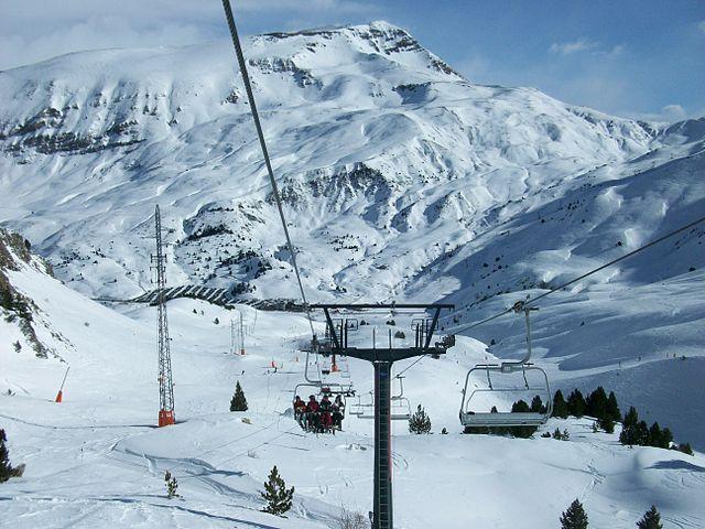 pistas esqui cerler