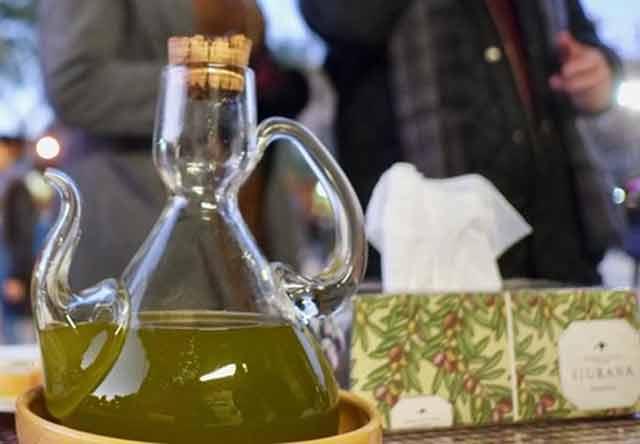 gastronomía de tarragona aceite de siurana