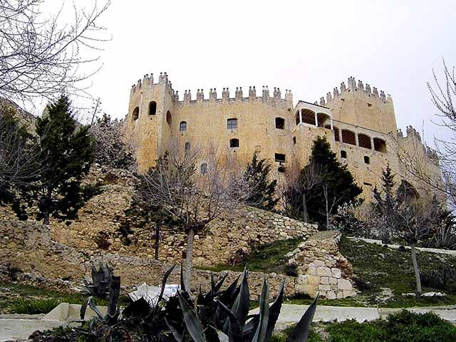 Castillo de Vélez Blanco, en Almería