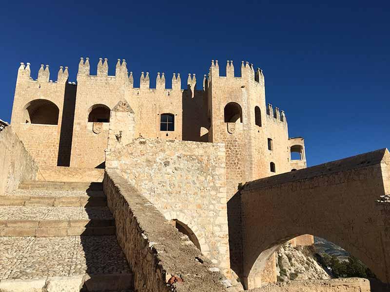 Ruta por los Castillos de la provincia de Almería