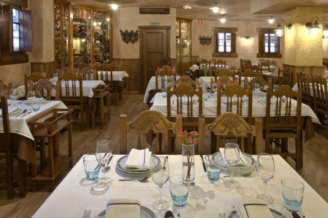 restaurante casa maragata astorga