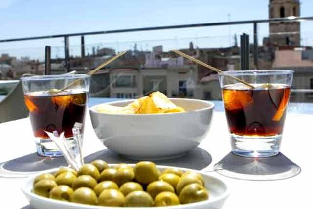 gastronomía de tarragona vermut de reus