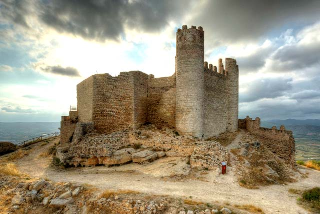 Castillo de Alcalá de Xivert, Castillos de Castellon