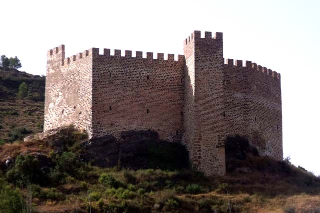 Castillo de Gaibiel, Castillos de Castellon