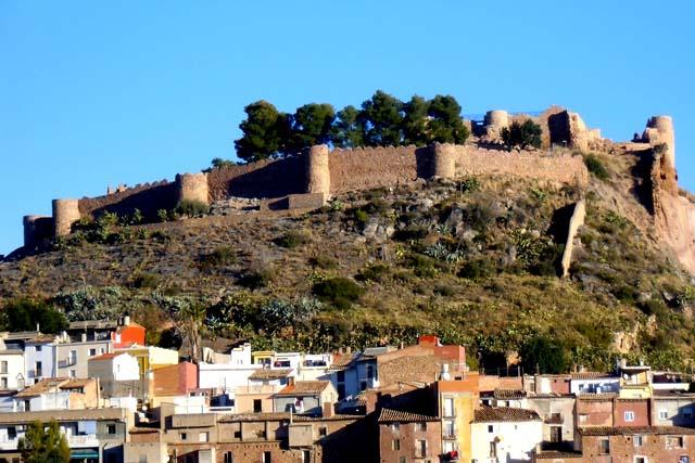 Castillo de Onda, Castillos de Castellon