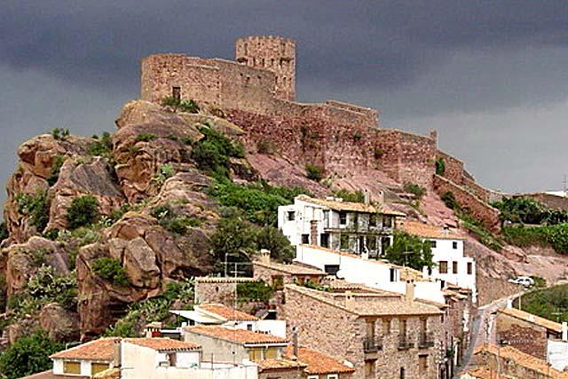 Castillo de Villafamés, Castillos de Castellon