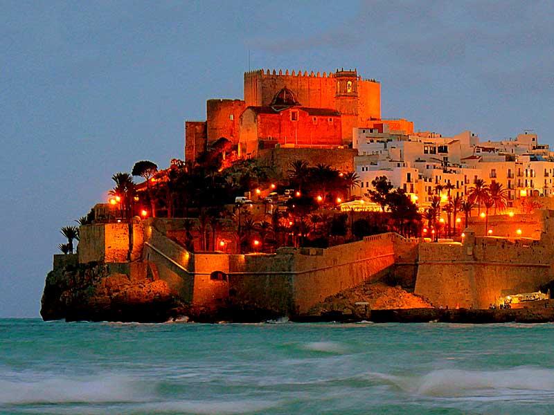 Castillos de Castellon