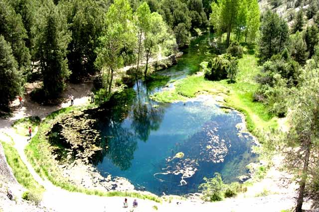 Excursiones en Soria La Fuentona
