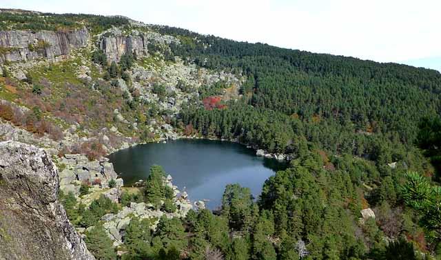 Excursiones en Soria La Laguna Negra de Urbión