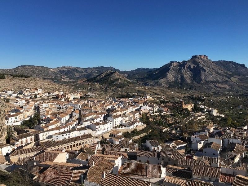 16 Pueblos Con Encanto En Almería Sensación Rural
