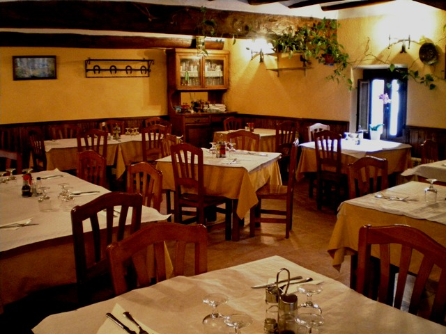 restaurante pension julian
