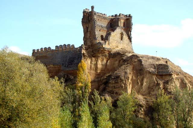 Castillos de León, Cea