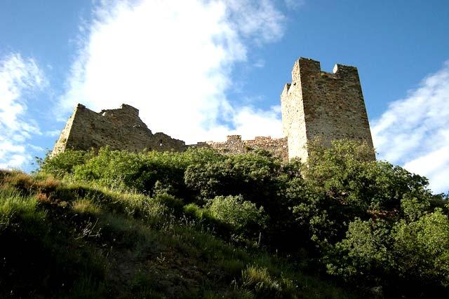 Castillos de León, Cornatel