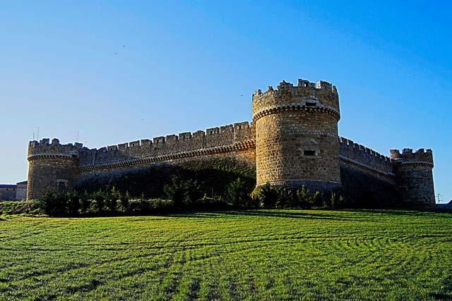 Castillos de León, Grajal de Campos