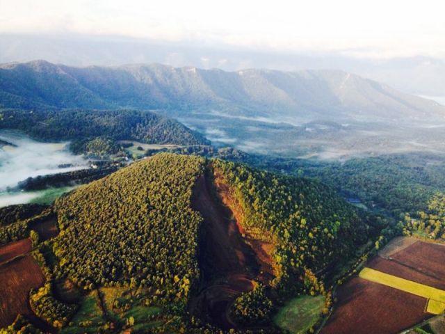 garrotxa zona volcanica