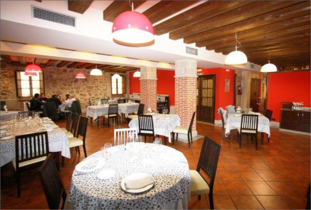 restaurante posada urraca