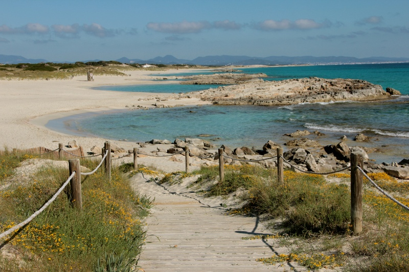 playas formentera