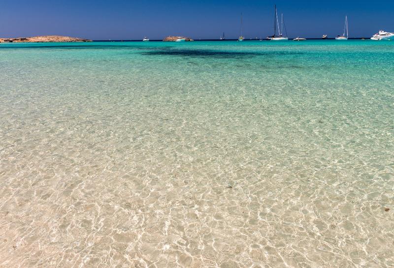 playas visitar formentera