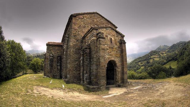 iglesia santa cristina lena
