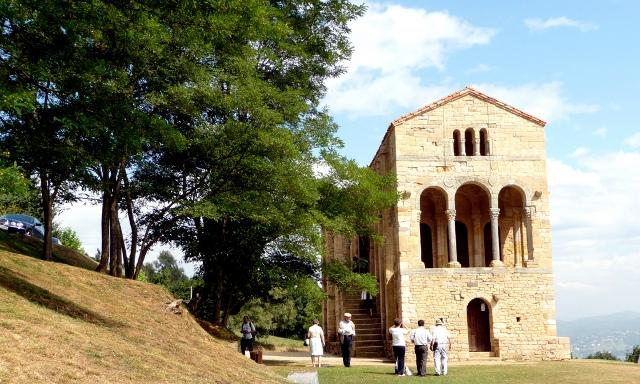 iglesia santa maria naranco