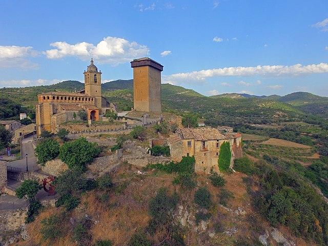 castillos-huesca-Abizanda