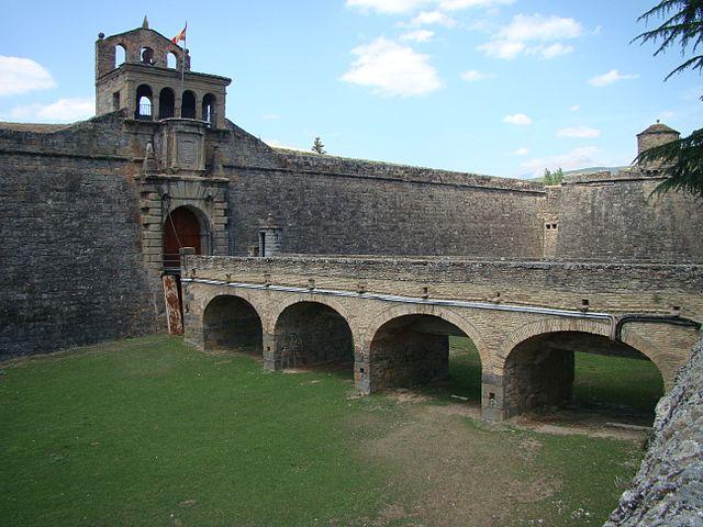 castillos-huesca-Jaca