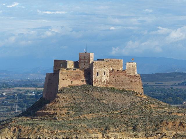 castillos-huesca-Monzon