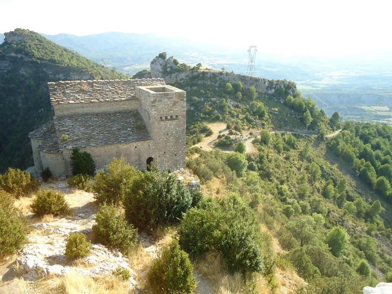castillos-huesca-Samitier