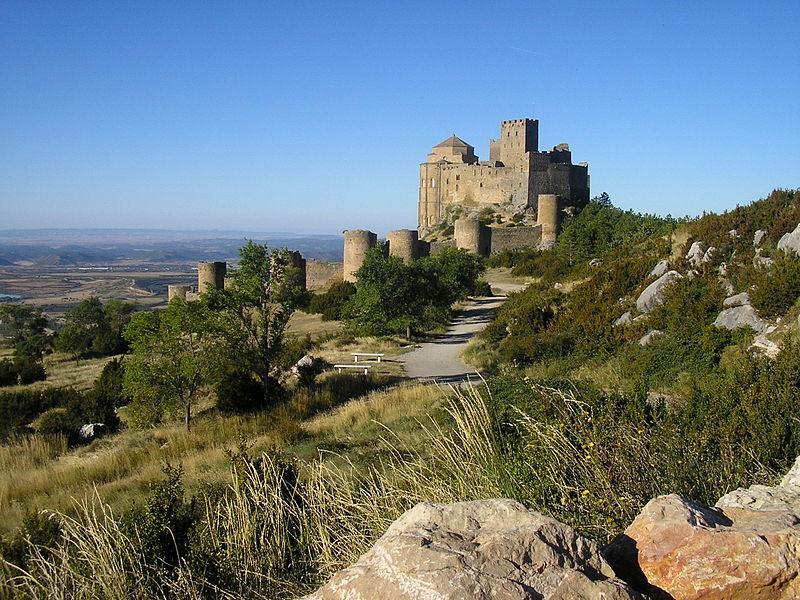 castillos-huesca