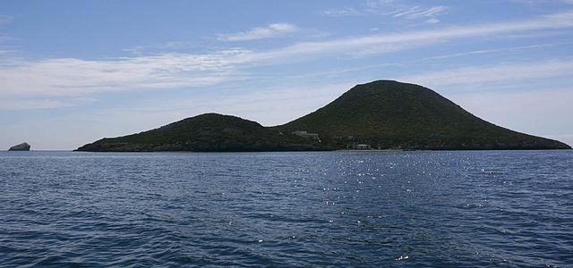 islotes litoral mediterraneo
