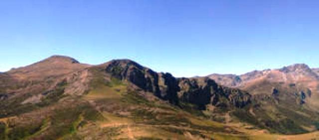 rutas pico tejon