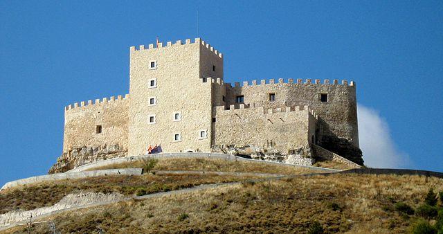 Castillo-Valladolid-Curiel-Duero