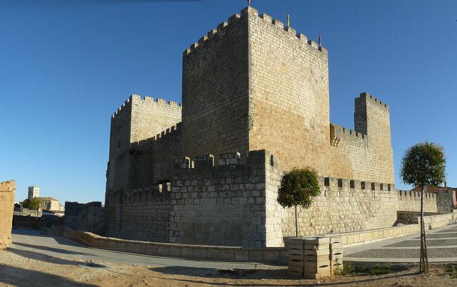 Castillo-Valladolid-De-Encinas-De-Esgueva