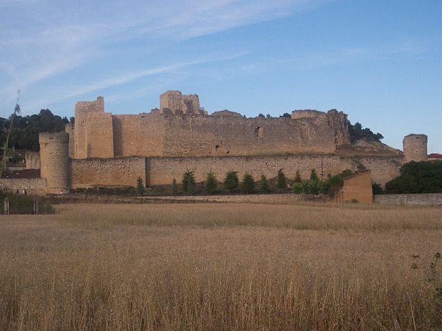 Castillo-Valladolid-Trigueros-del-Valle