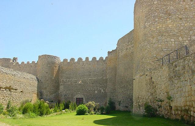 Castillo-Valladolid-Uruena