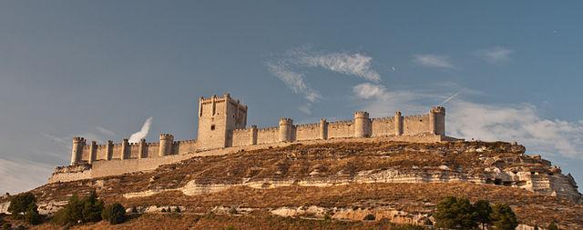 Castillo-Valladolid-de-Penafiel