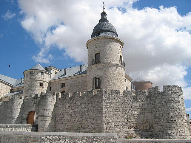 Castillo-Valladolid-de-simancas