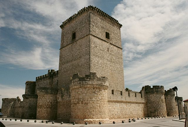 Castillo-Valladolid-del-portillo
