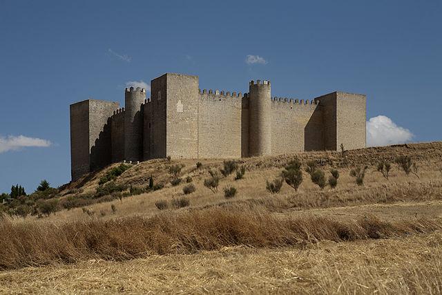 Castillo-Valladolid-montealegre-de-campos