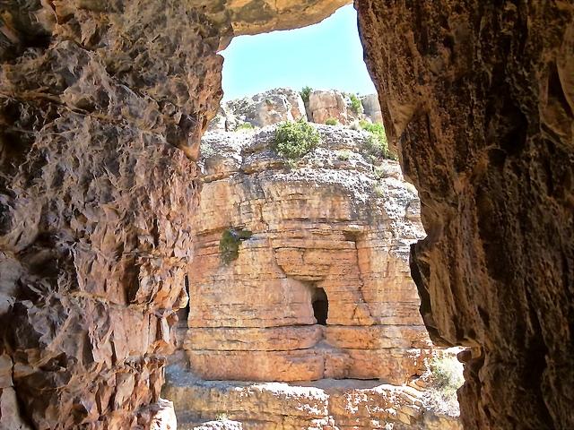 acueducto romano albarracin