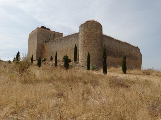 castillo villavellid