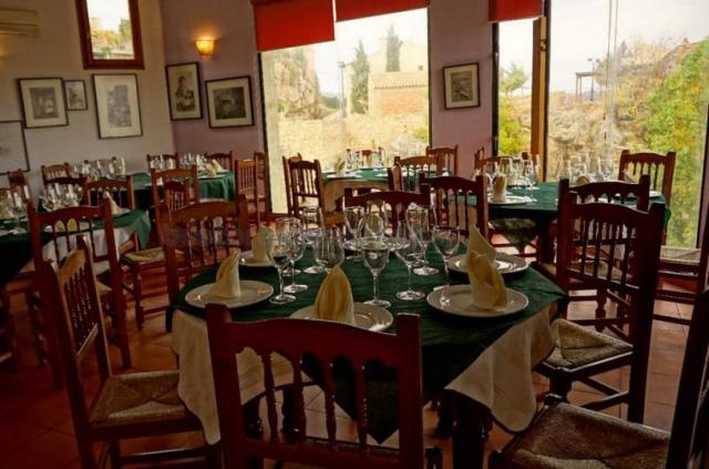 restaurante mirador carabos