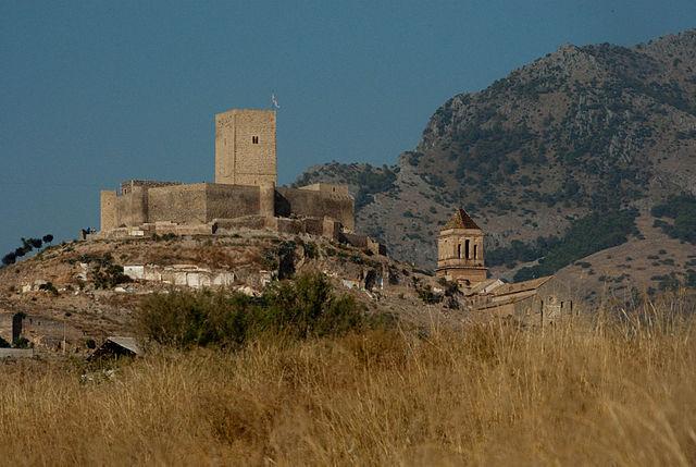 castillo alcaudete