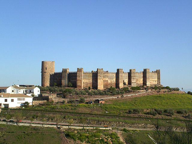 castillo burgalimar